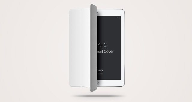 Psd iPad Air 2 Smart Cover