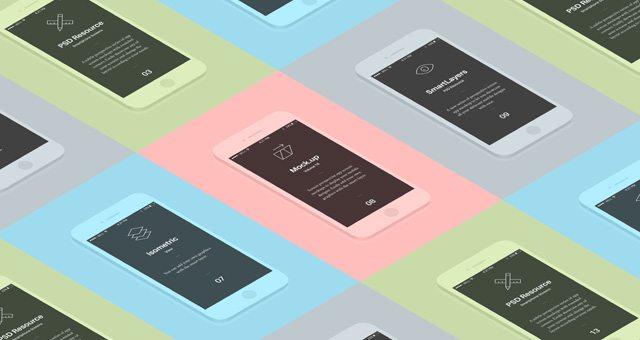 Perspective App Screens Mock-Up 18