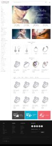 Ecommerce - jewelery template