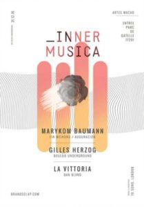 Inner Musica Free PSD Flyer Template