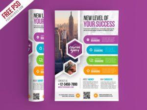 Creative Multipurpose Business Flyer PSD Template