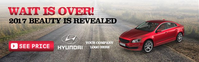 Car Promotion Banner Campaign 320x100