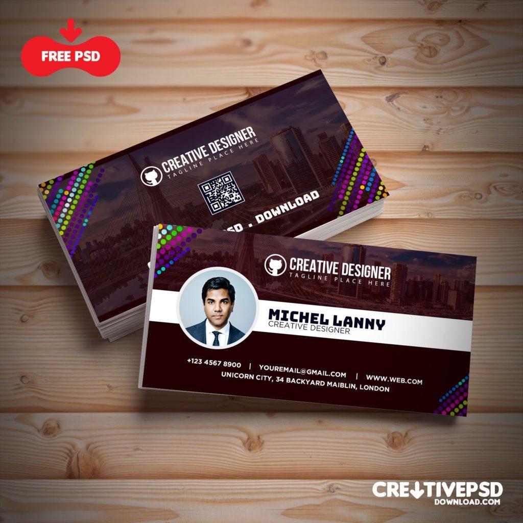 Download Multipurpose Business Card Freebie