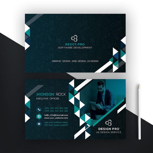 Elegant Free Premium Business Card