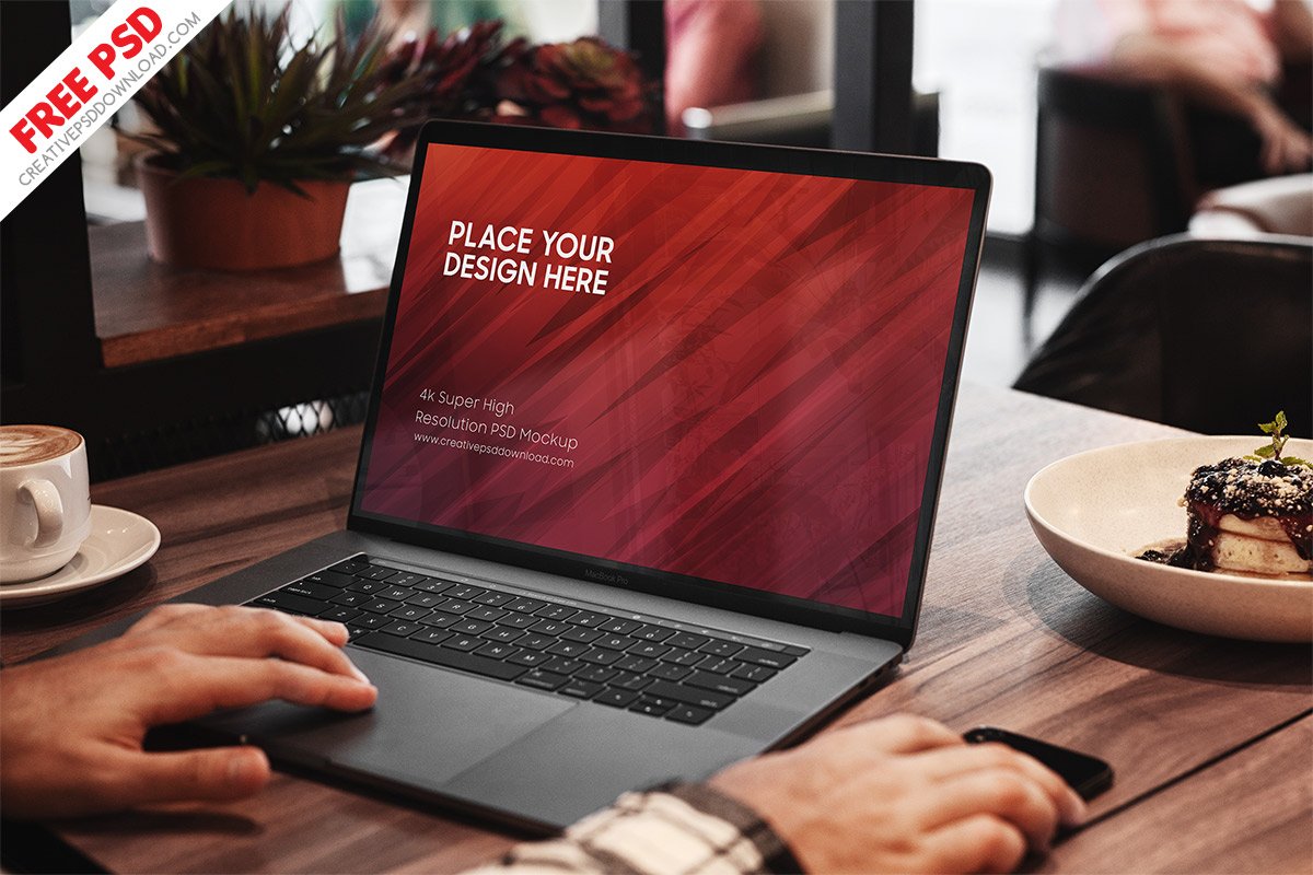 Professional MacBook Pro Mockup