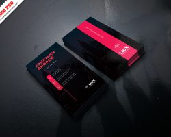 Creative Business Card Free PSD Download